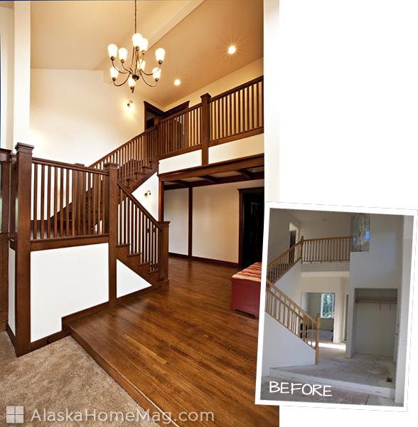 ALASKA HOME | ARCHITECTURE & DESIGN | FAMILY-FRIENDLY REBUILD on