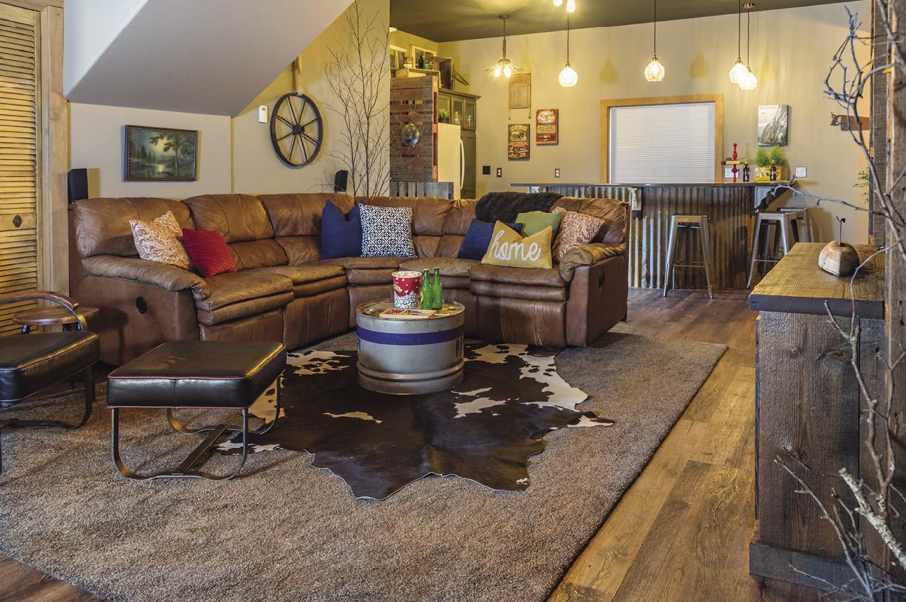 ALASKA HOME | ARCHITECTURE & DESIGN | HOME FEATURES