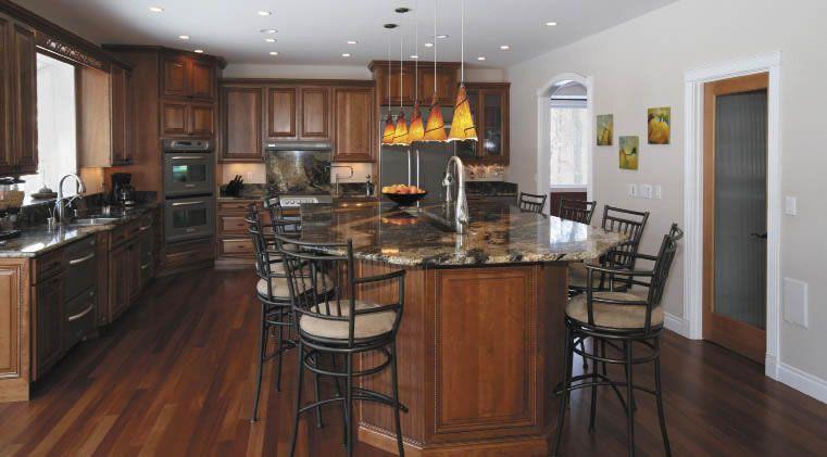 alaska home architecture design kitchens. Black Bedroom Furniture Sets. Home Design Ideas