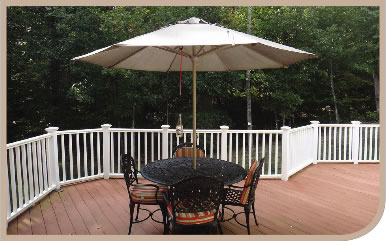 Beautify the deck