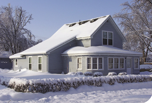 Selling a home in winter