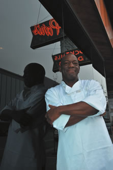 Chef Lawrence Roberts